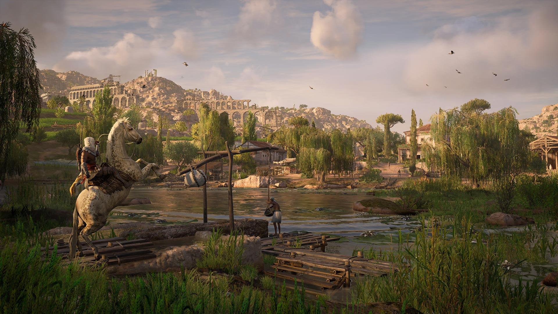 Assassin's Creed Origins is somehow getting even bigger screenshot