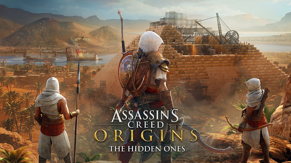 Assassin's Creed Origins is somehow getting even bigger