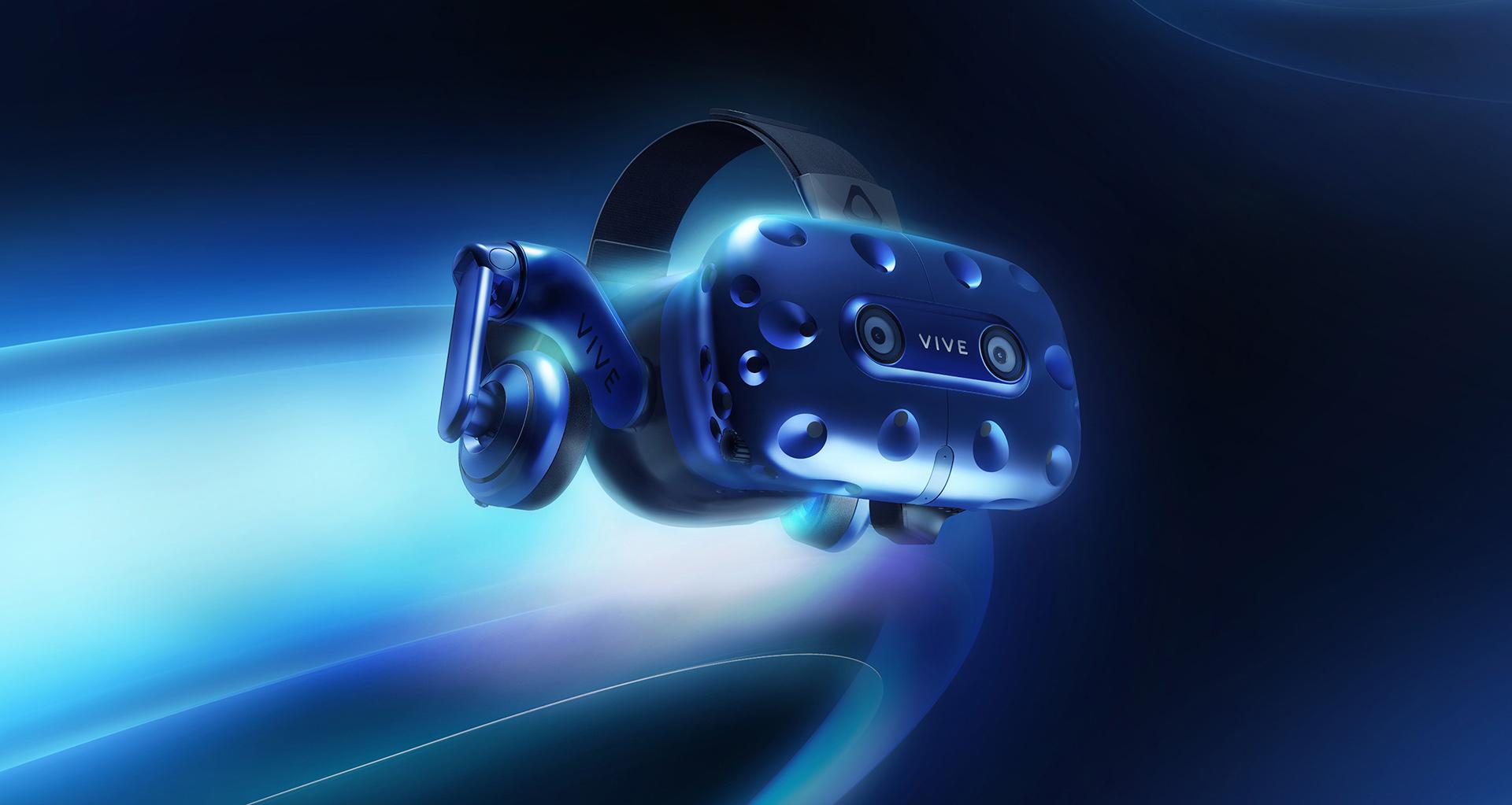 HTC announces Vive Pro and Vive Wireless Adaptor screenshot