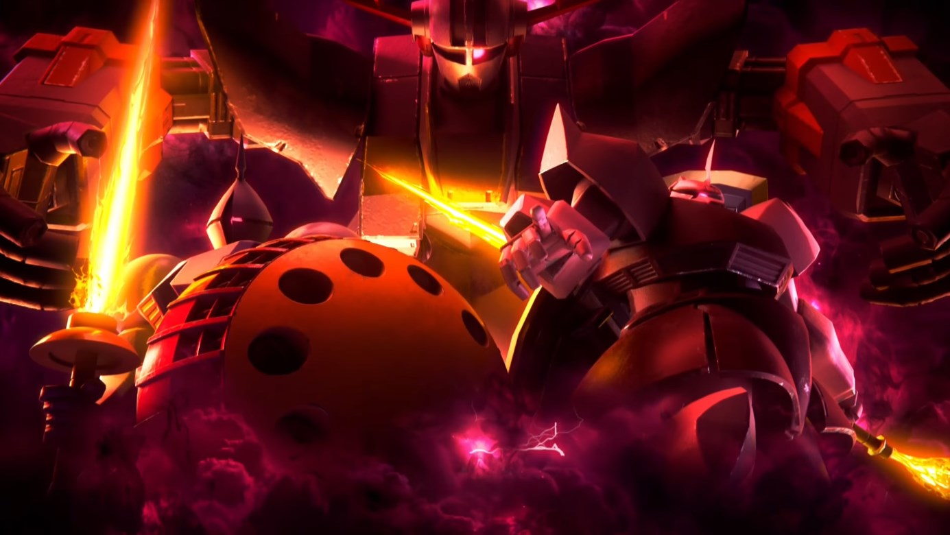 Gundam Pixie and Efreet coming to Gundam Versus in February screenshot