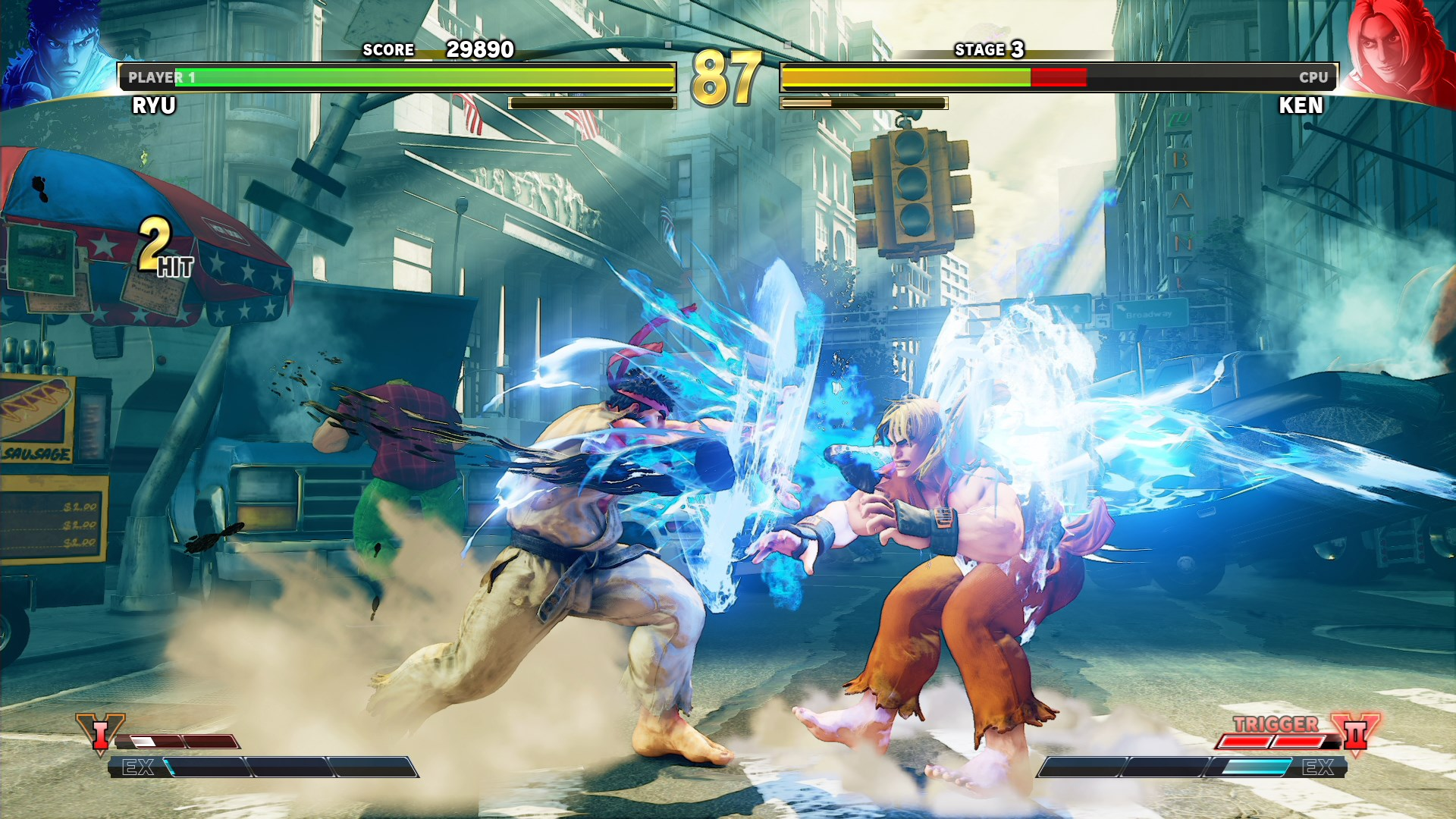 Street Fighter V players upgraded to the Arcade Edition