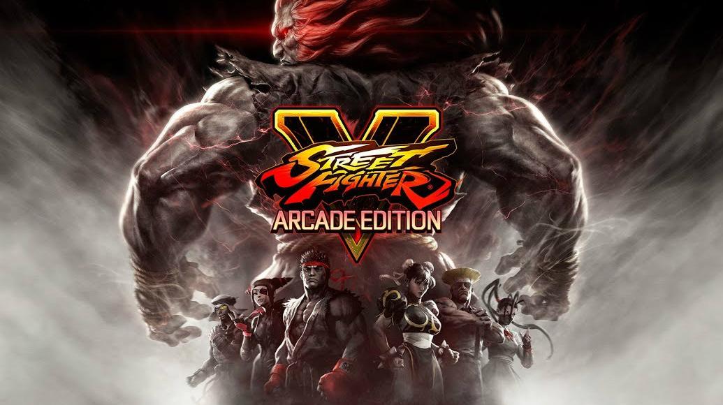 Review: Street Fighter V: Arcade Edition screenshot
