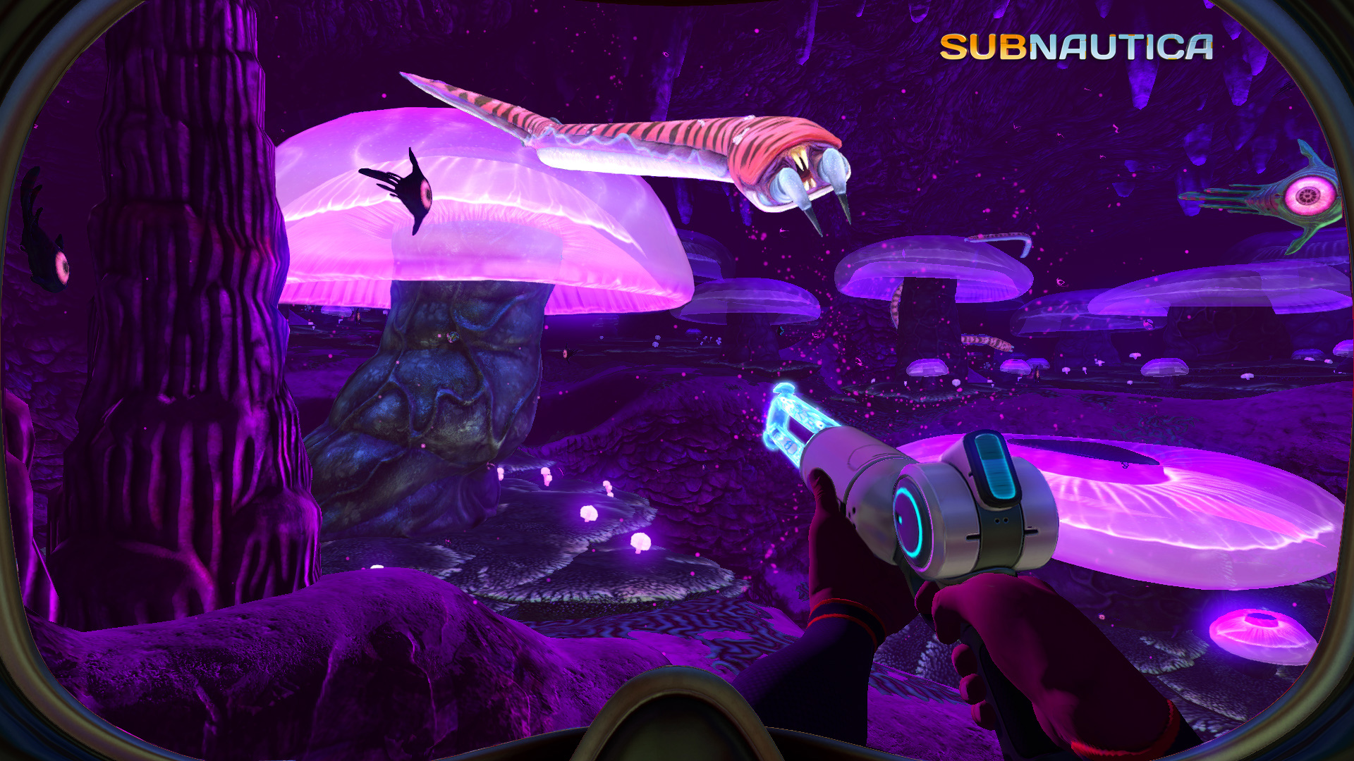 Subnautica exits Steam Early Access in two weeks screenshot