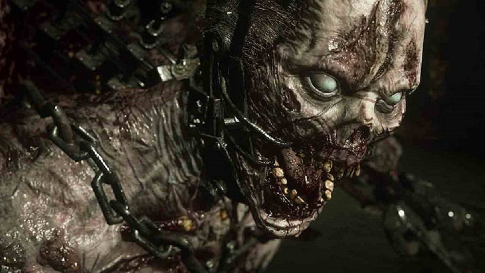 Call of Duty WWII Zombies continues with The Darkest Shore screenshot