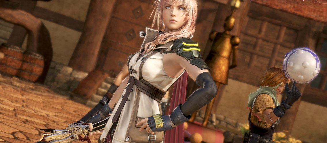 Dissidia Final Fantasy NT is getting six new characters in its season pass from new and old classics screenshot