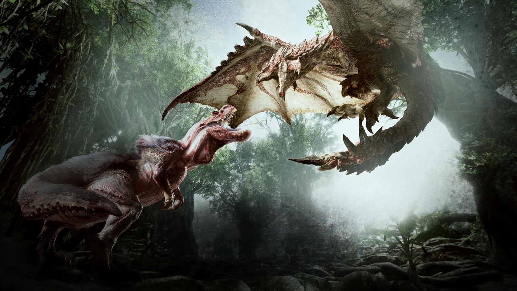 Monster Hunter: World's producer opens up about the PC version's delay screenshot