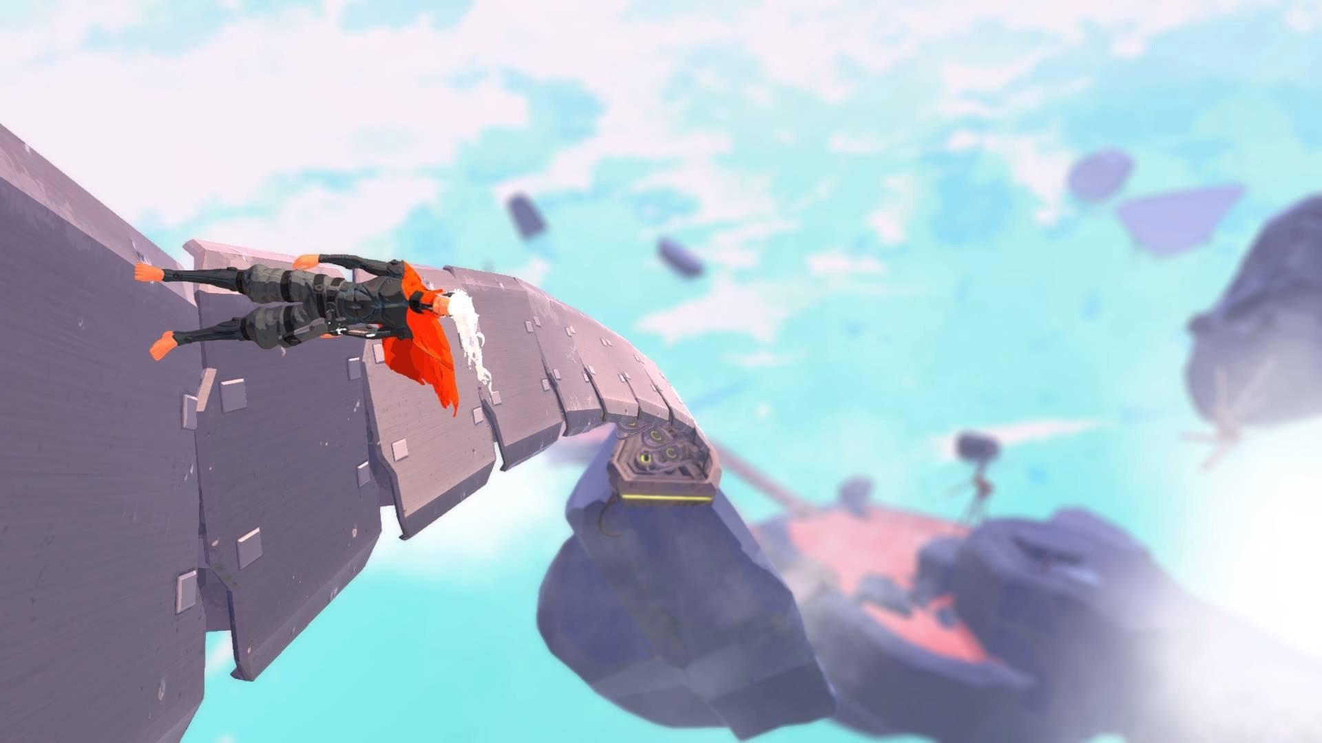 Furi isn't flawless on Switch but it's still darn good screenshot