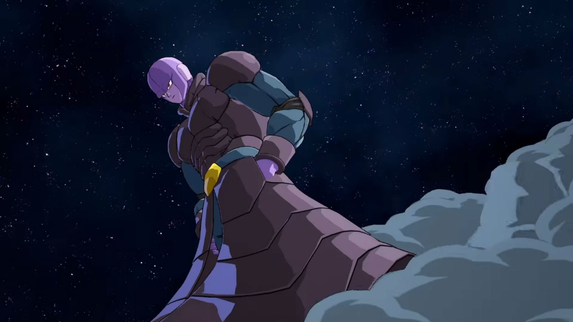 Watch Hit hit you with his best shot in Dragon Ball FighterZ screenshot