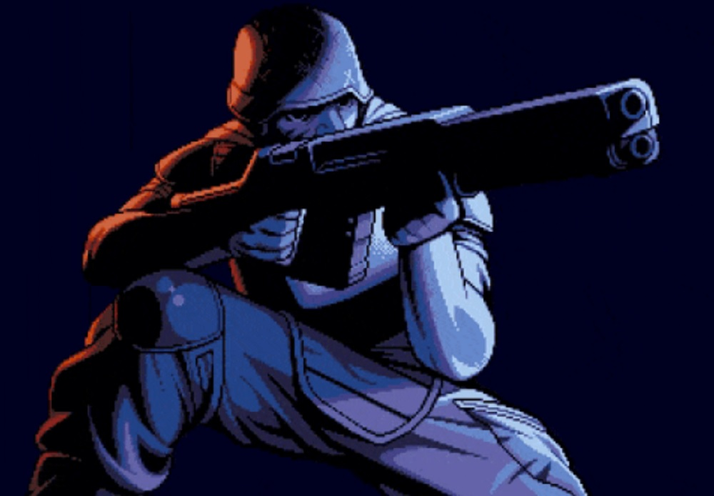 Sega Mega Drive/Genesis shooter Xeno Crisis confirmed for Steam and Switch screenshot
