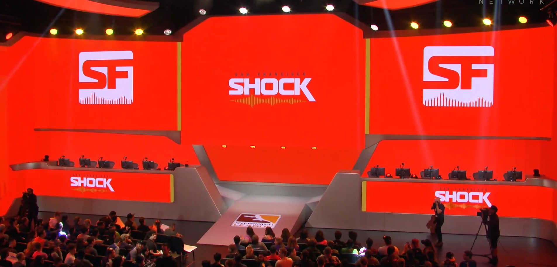 Here's a recap of what happened on the first day of the Overwatch League screenshot