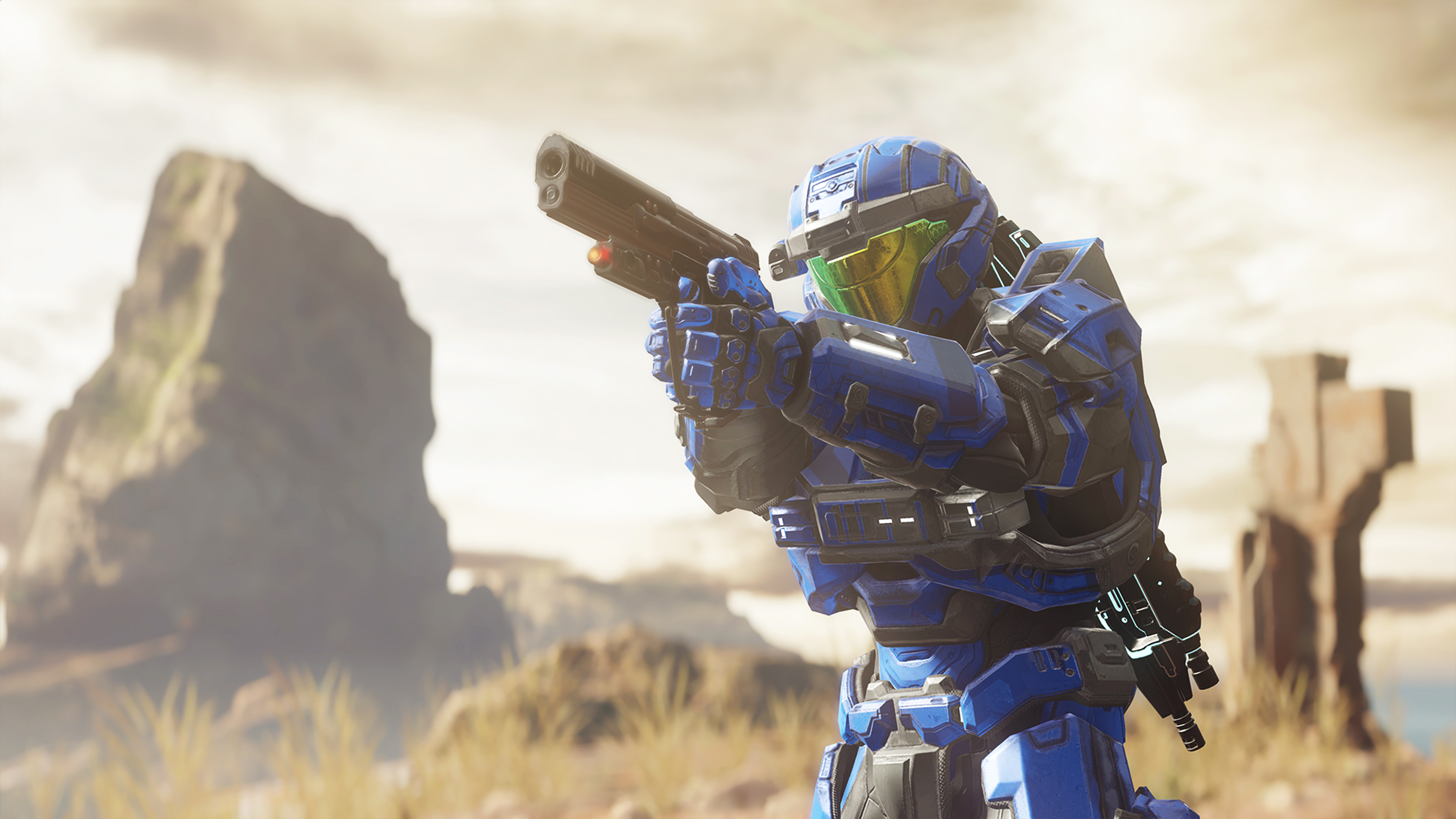 Microsoft is holding a free Halo 5 weekend for Live Gold members screenshot