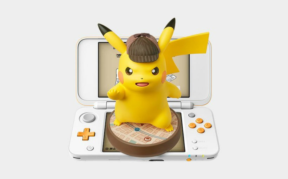 Detective Pikachu is the newest confirmed Nintendo amiibo in months screenshot