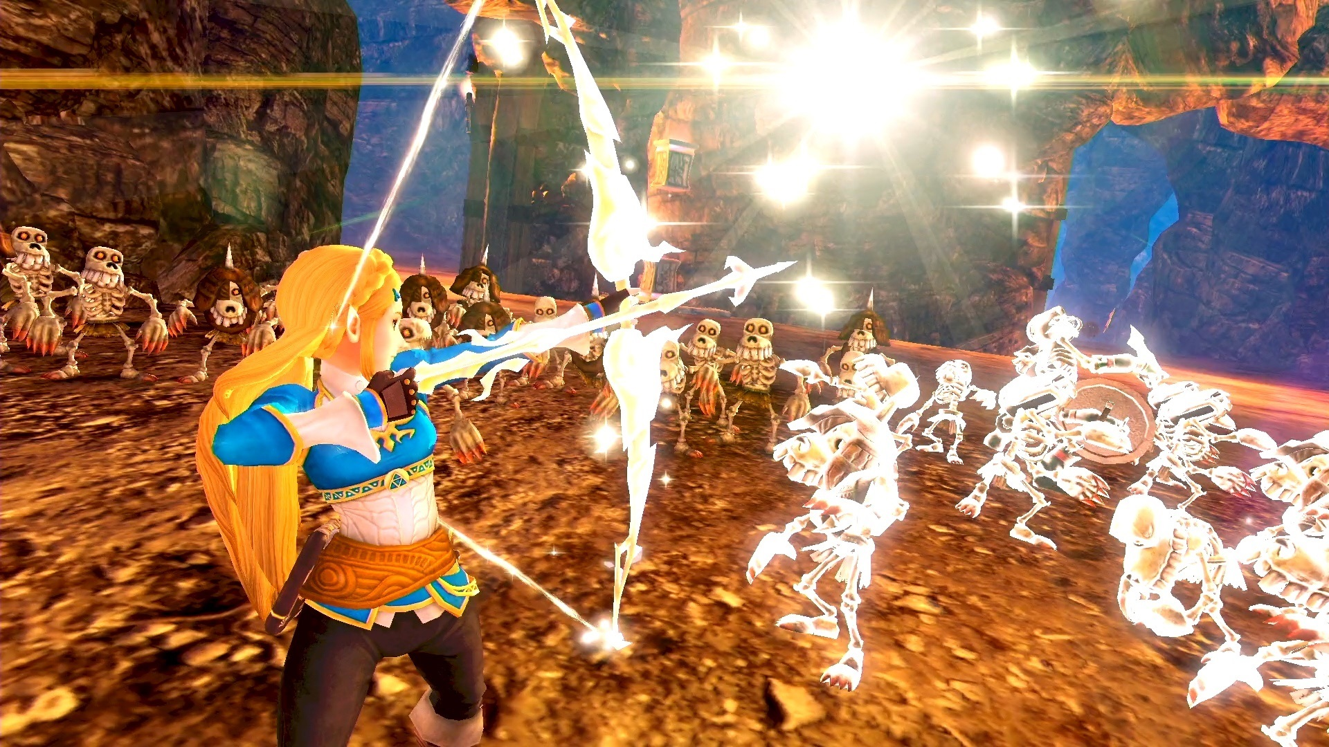 Hyrule Warriors Definitive Edition will release in March according to Nintendo Hong Kong screenshot
