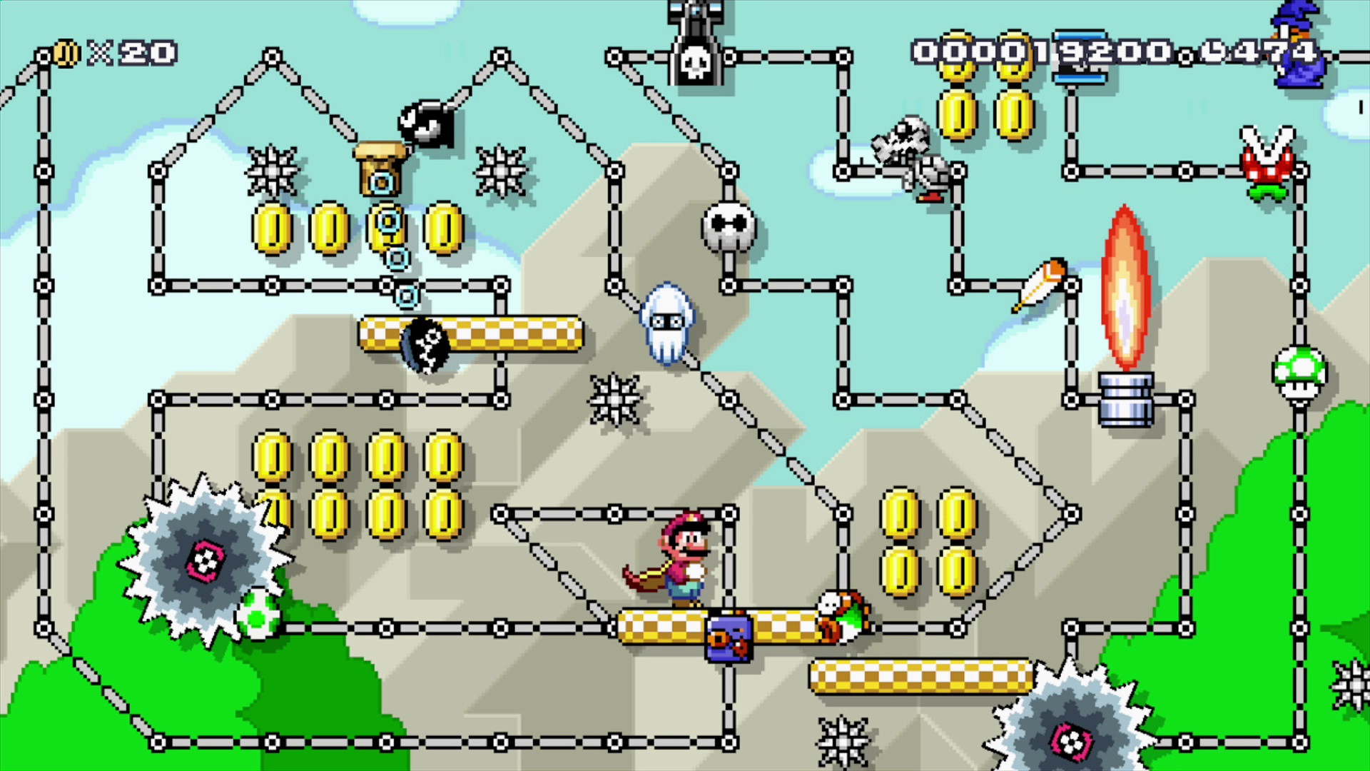 Can we just get Mario Maker on Switch now? screenshot