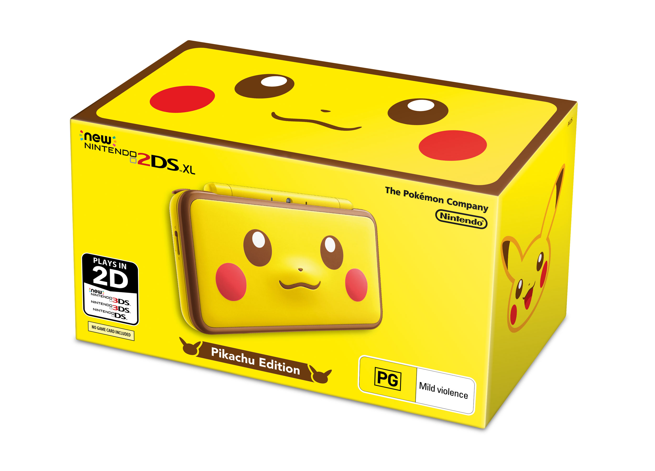 Grab this New Pikachu 2DS XL on January 26 screenshot