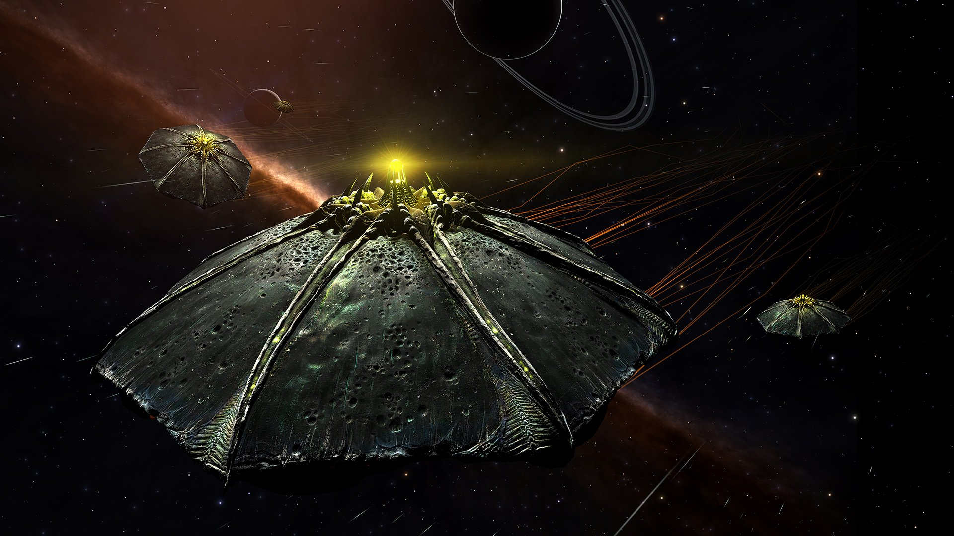 The new season of Elite Dangerous starts this month with an open beta screenshot