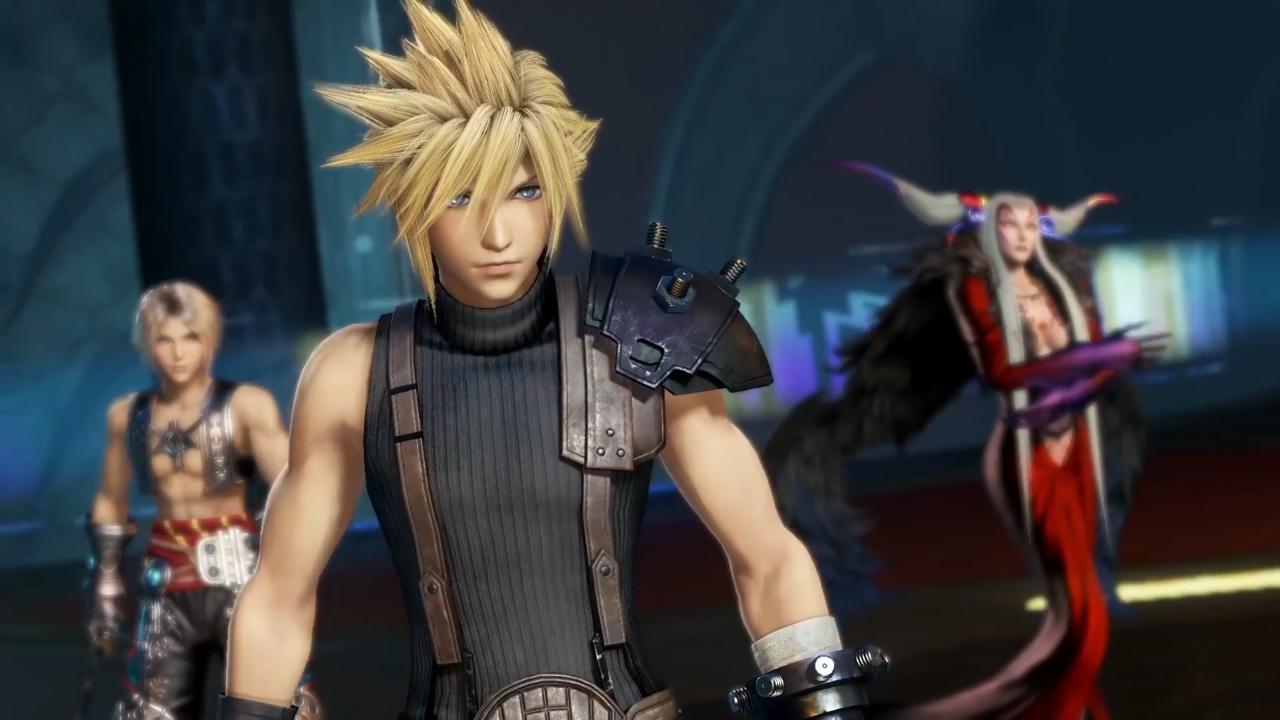 Review in Progress: Dissidia Final Fantasy NT screenshot