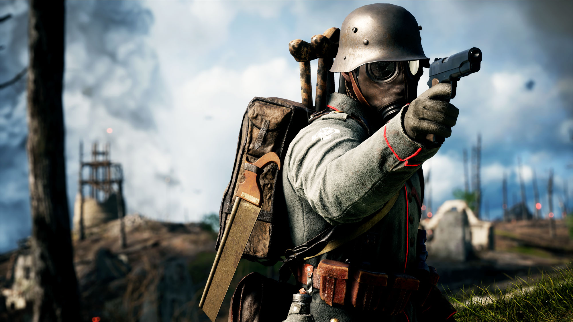 'Operation Campaigns' return to Battlefield 1 and are now free for everyone screenshot