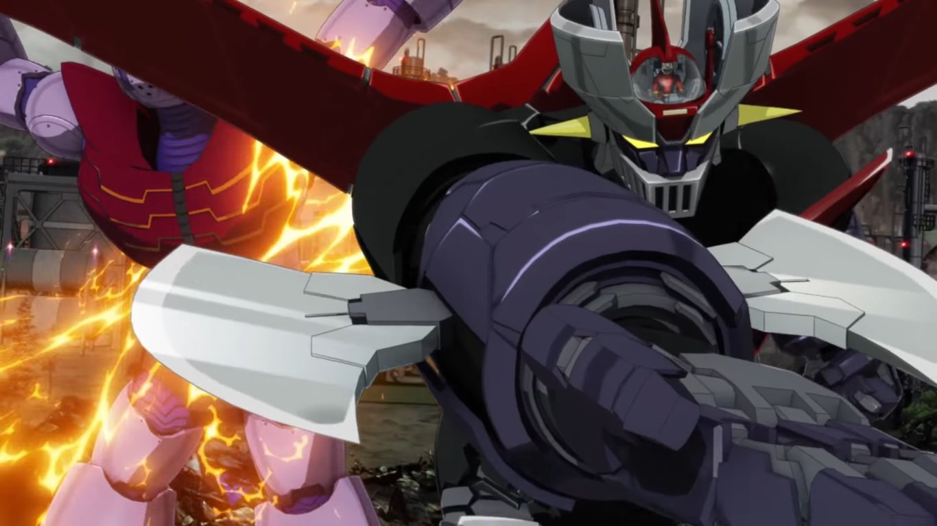 Satisfy your Go Nagai cravings with the new Mazinger's limited U.S. screenings screenshot