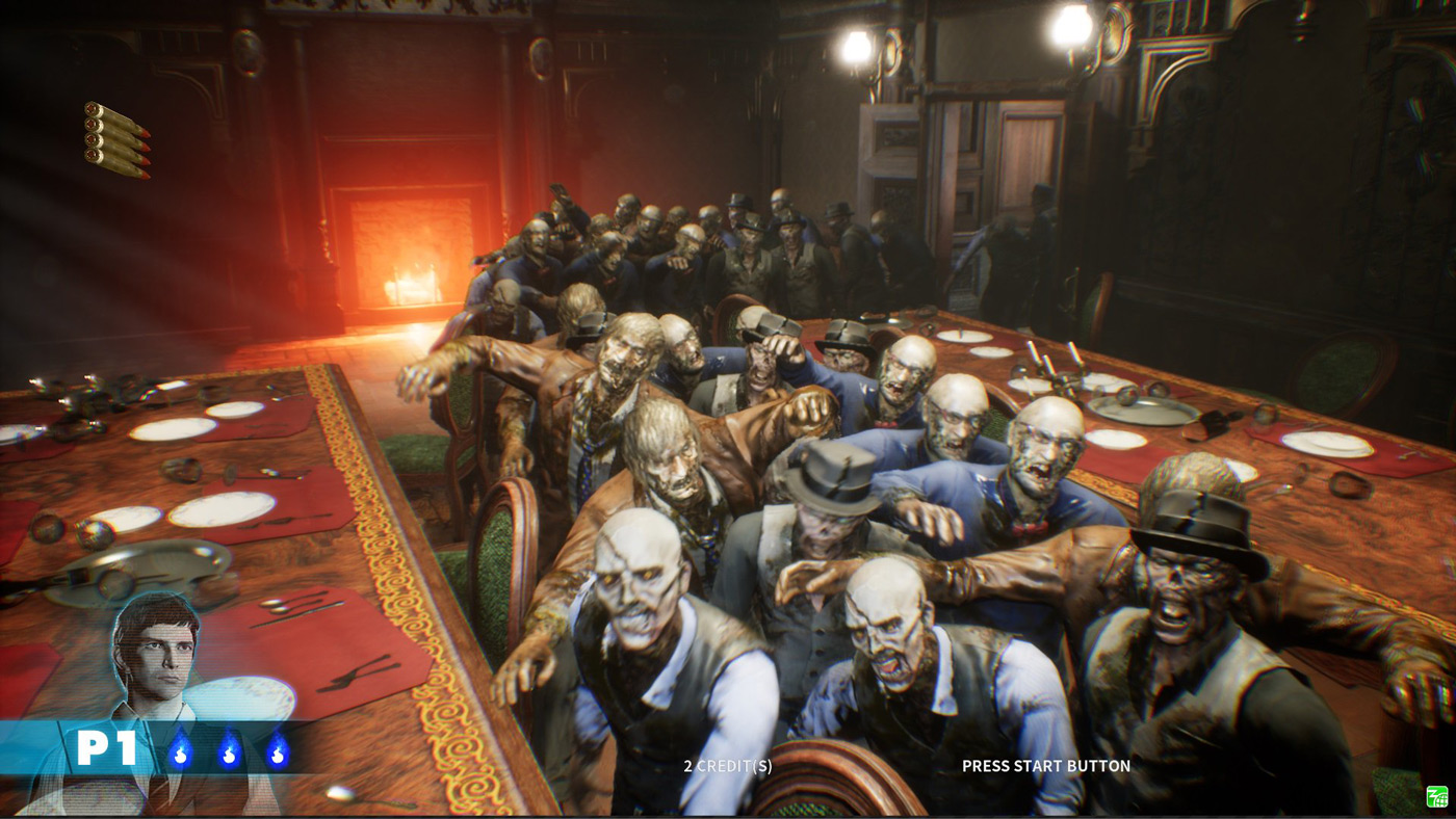 Sega launching new House of the Dead in Japan screenshot