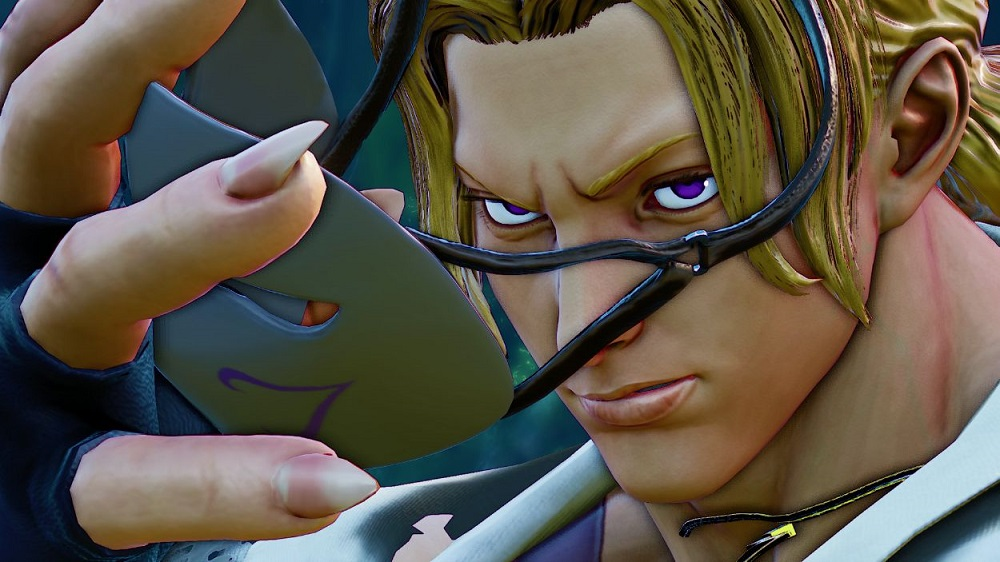 You can change your online identity in Street Fighter: AE for a price screenshot