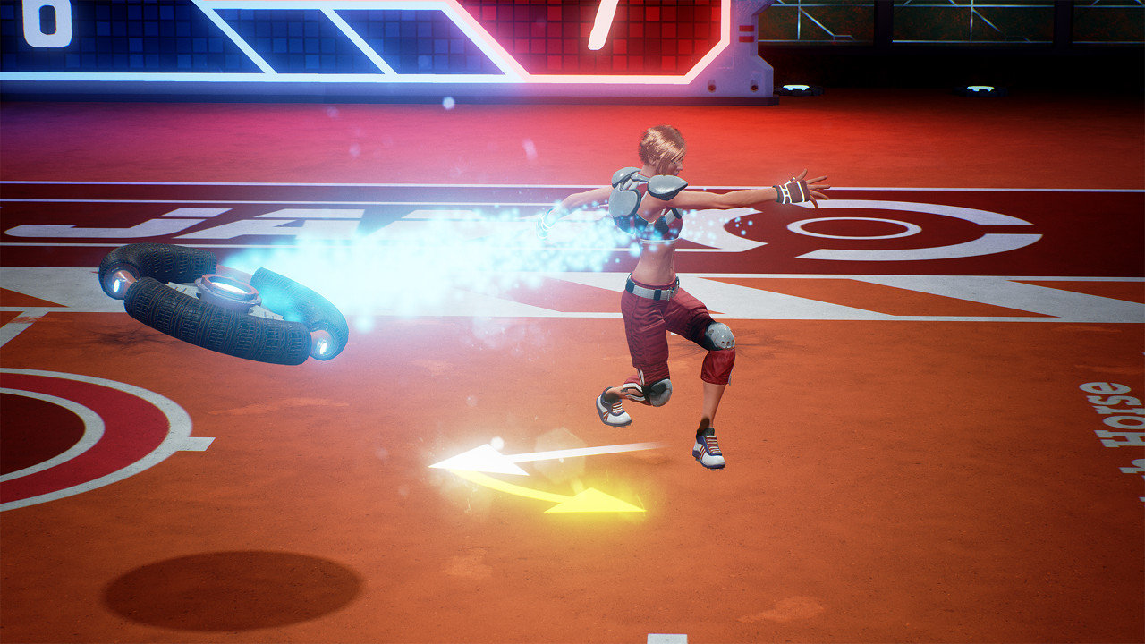 Disc Jam is flying on over to Switch next month screenshot