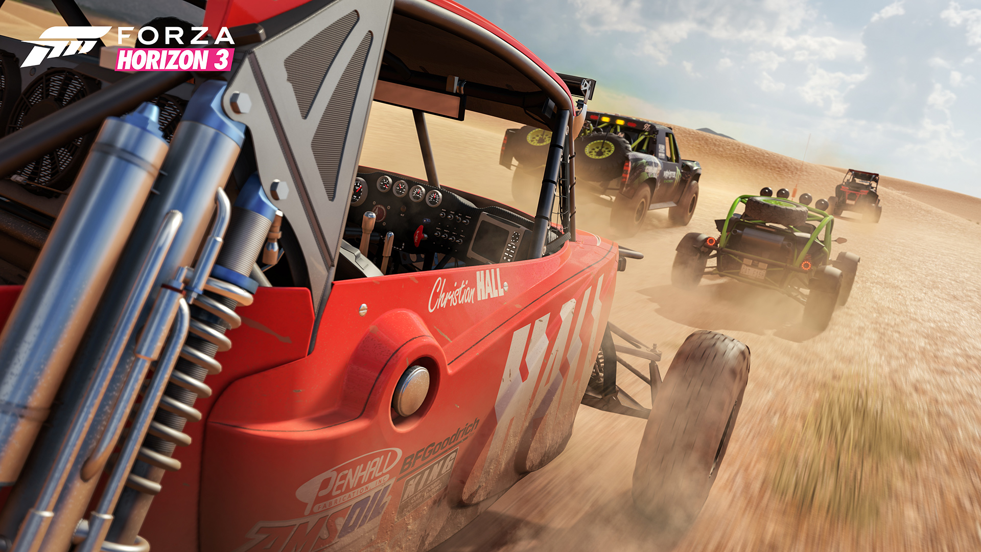 Forza Horizon 3 rolls out 4K update for Xbox One X screenshot