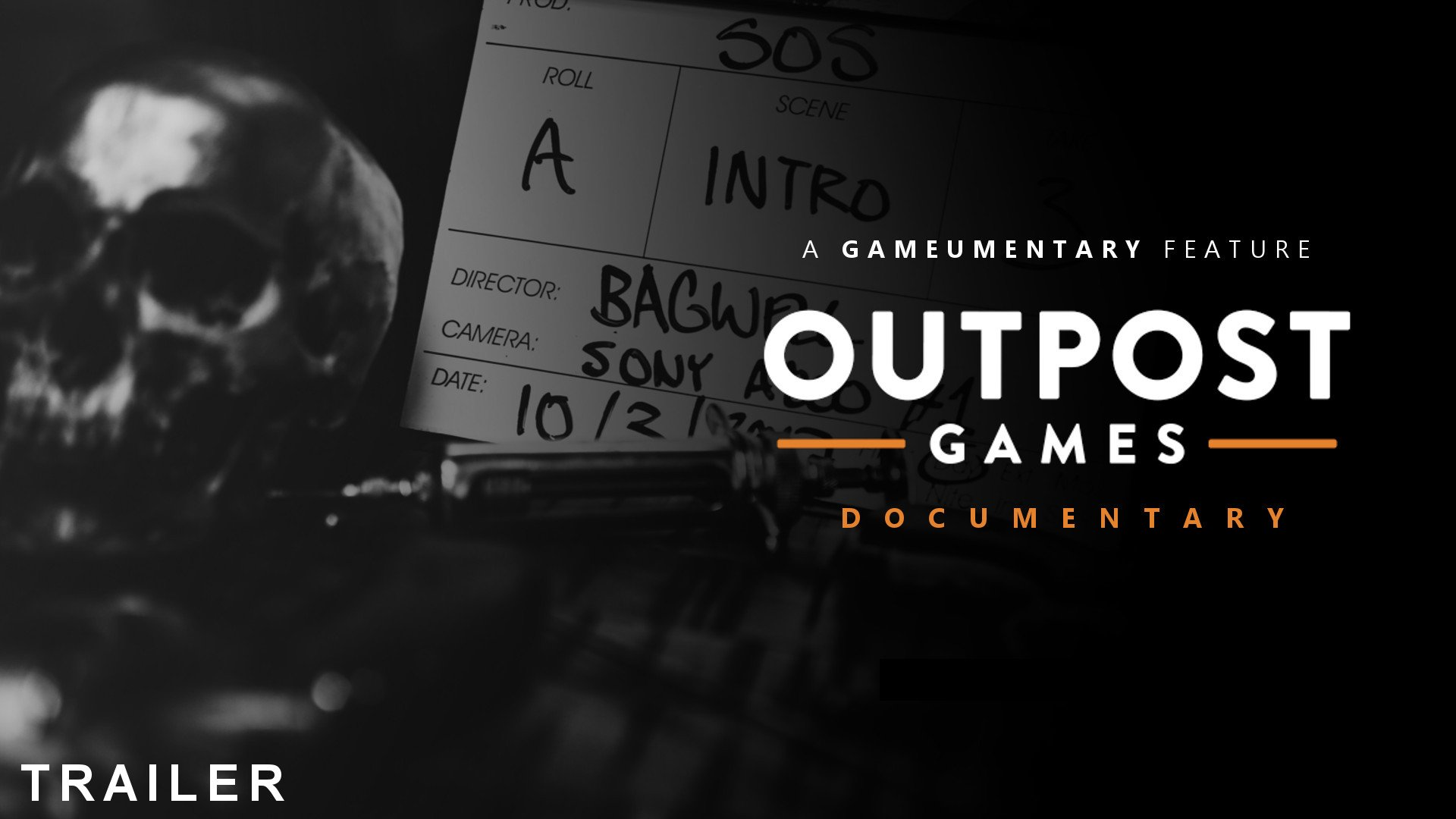 We explore the story of Outpost Games & SOS in Gameumentary's next documentary screenshot