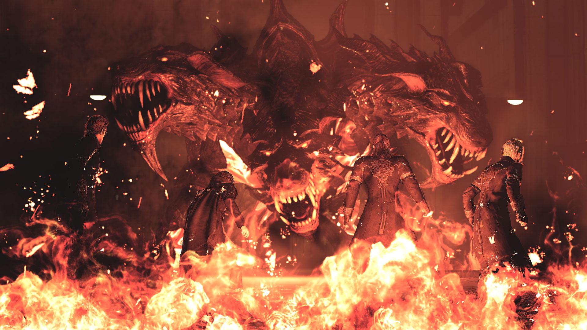 Final Fantasy XV: Windows Edition and Royal Edition coming this March screenshot