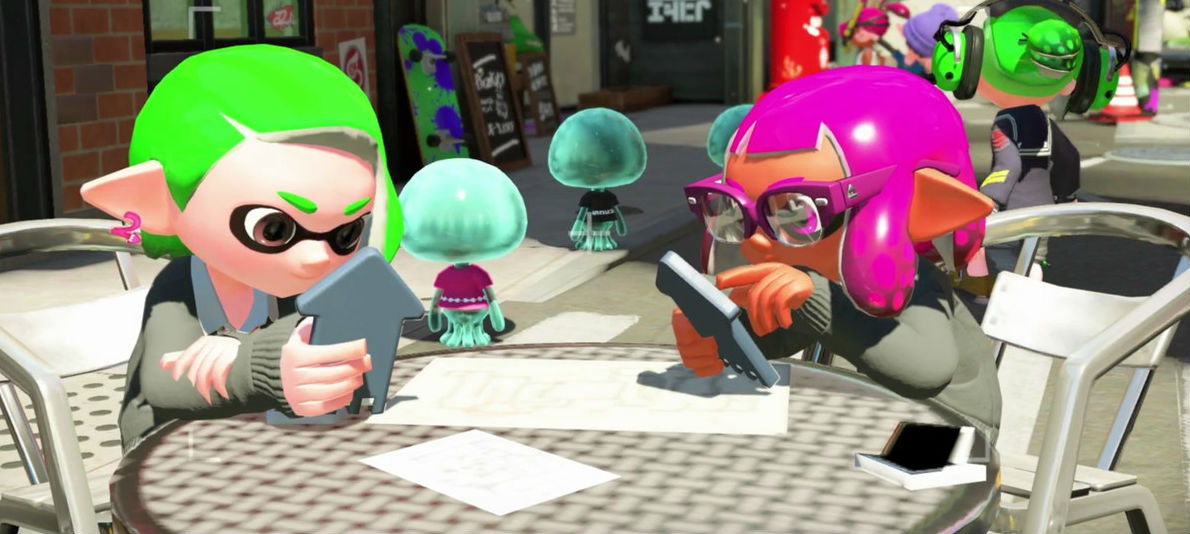 Splatoon 2 is the first two-million seller on home consoles in Japan in nearly a decade screenshot