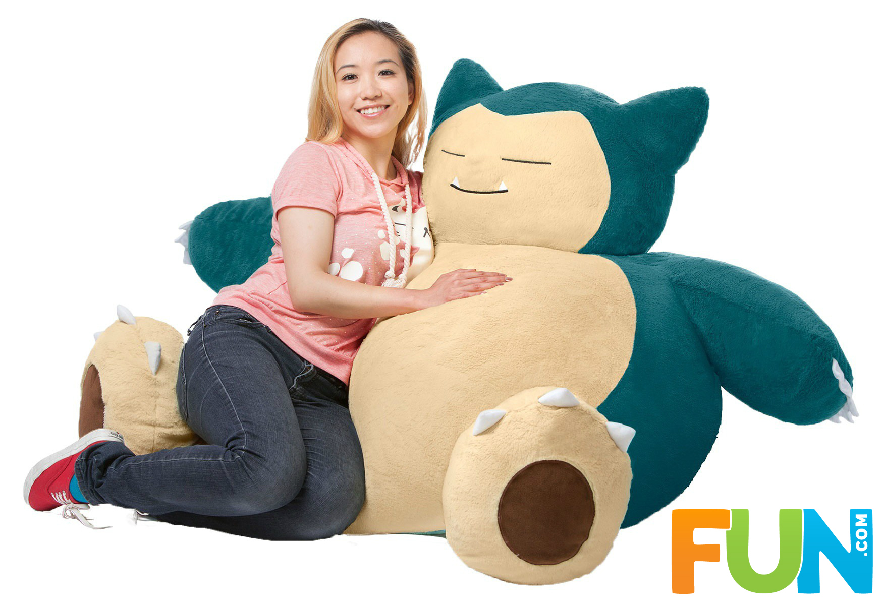 Excellent Contest Win This Snorlax Bean Bag Chair Ncnpc Chair Design For Home Ncnpcorg
