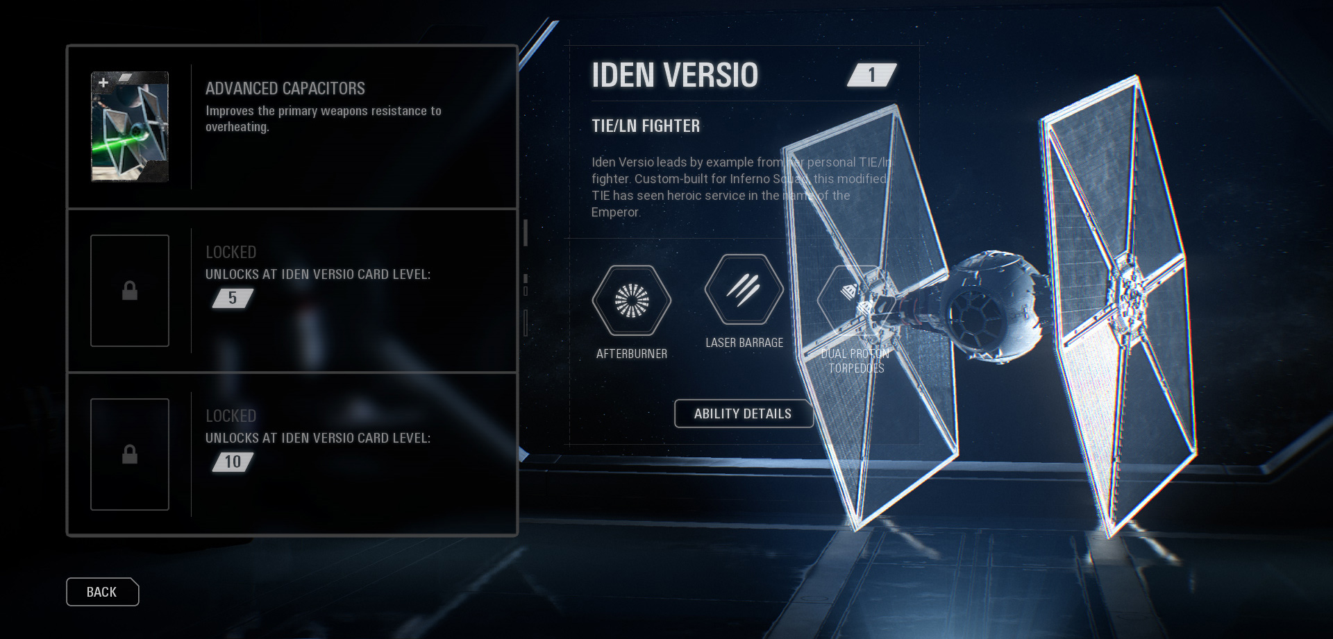 Star Wars Battlefront II patch brings a new hero ship and balance changes screenshot