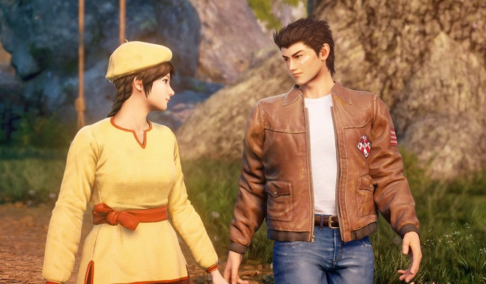 Shenmue III gameplay details to be revealed at MAGIC conference screenshot