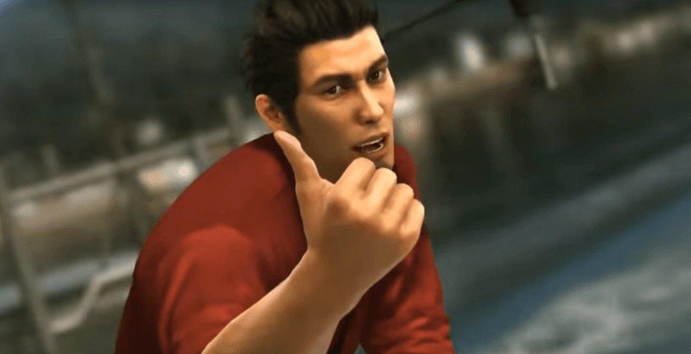 Yakuza 6 still features the series' zany mini-games screenshot