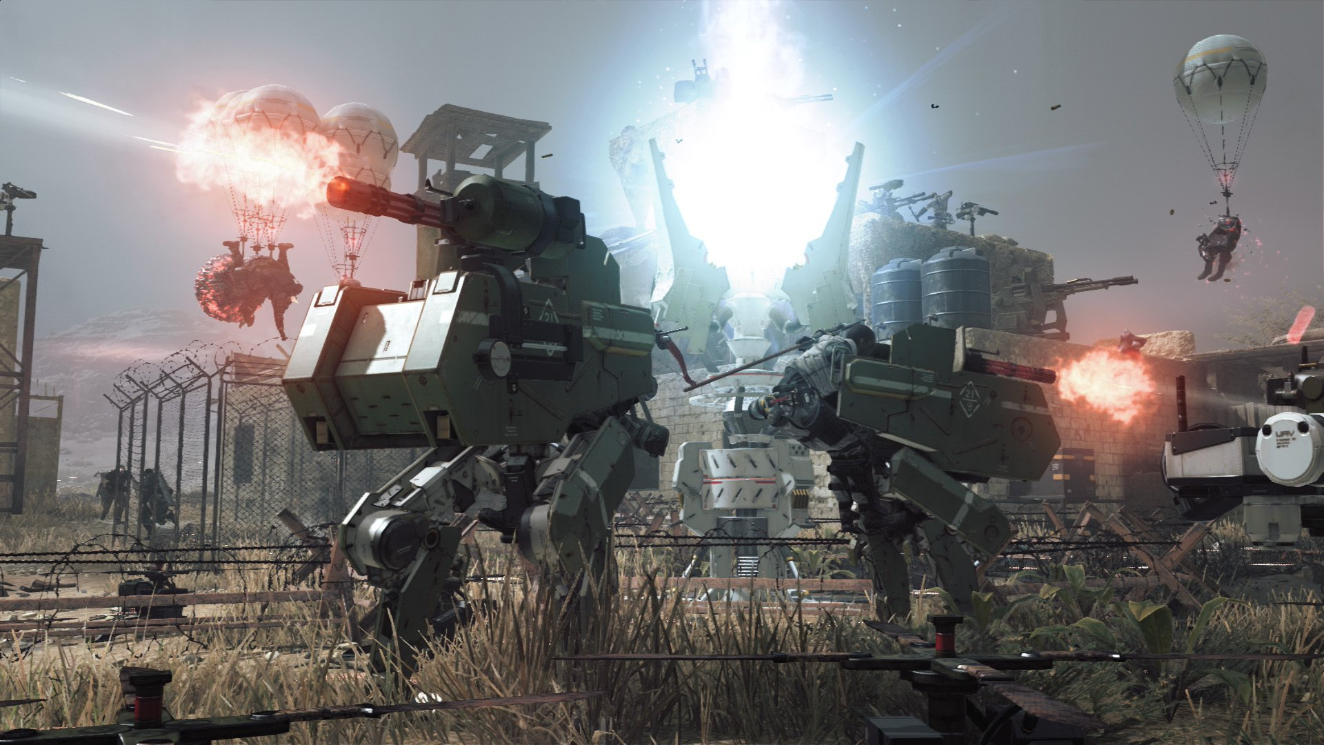 Now you can check out Metal Gear Survive for yourself screenshot
