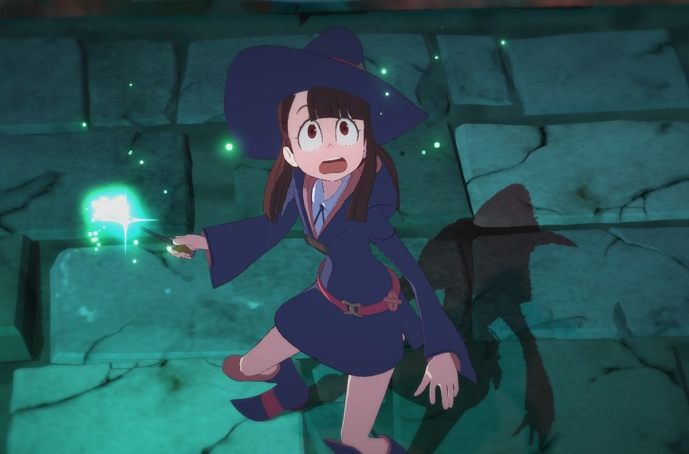 Little Witch Academia: Chamber of Time dated for the U.S. and Europe screenshot