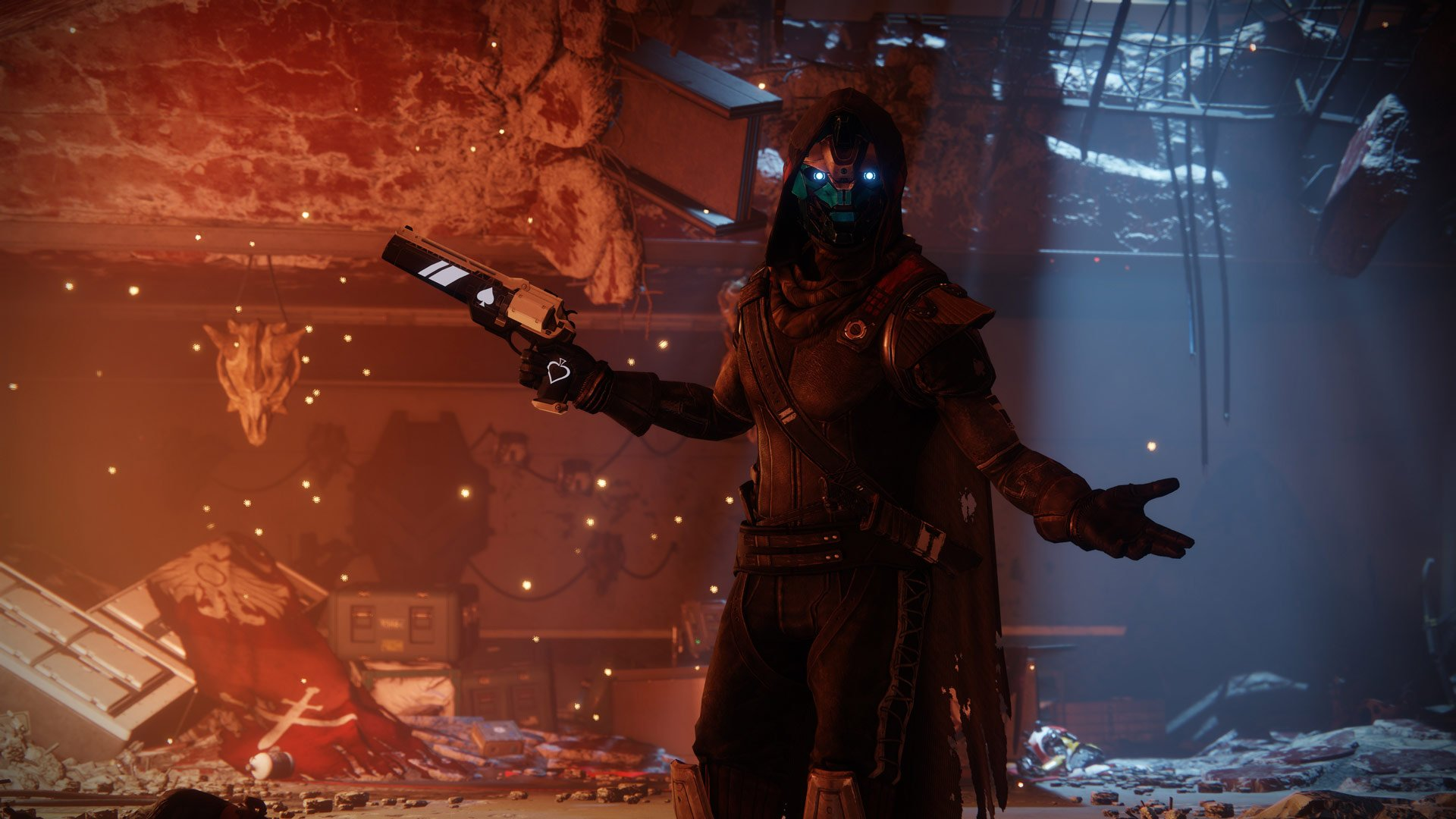 Bungie has absolutely bungled its communication efforts, the season concept, and the new Faction Rally screenshot