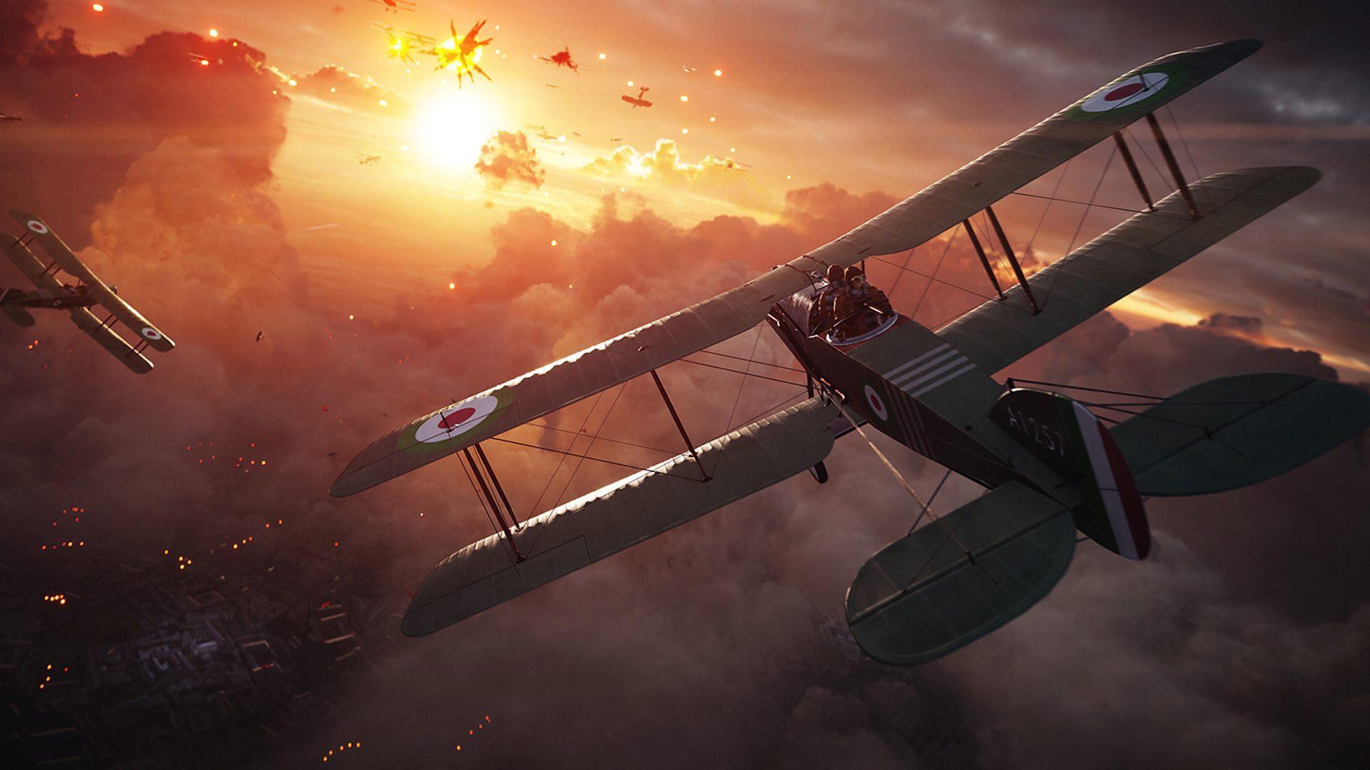 Battlefield 1 expansion Apocalypse adding new Air Assault mode screenshot