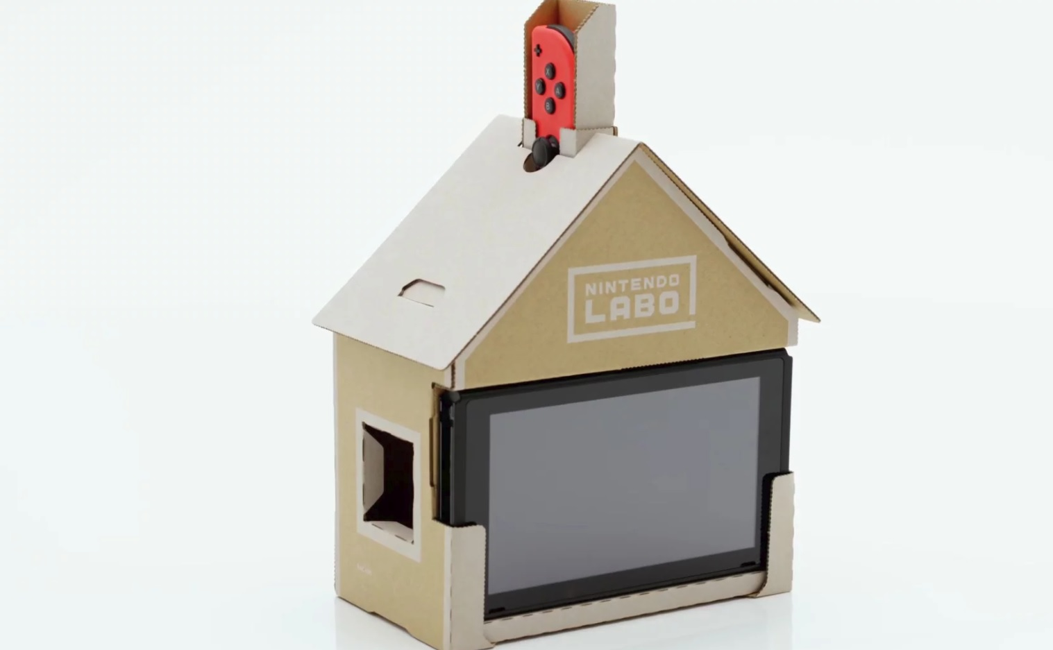 The German game ratings board's cleaning crew almost threw Nintendo Labo in the garbage screenshot
