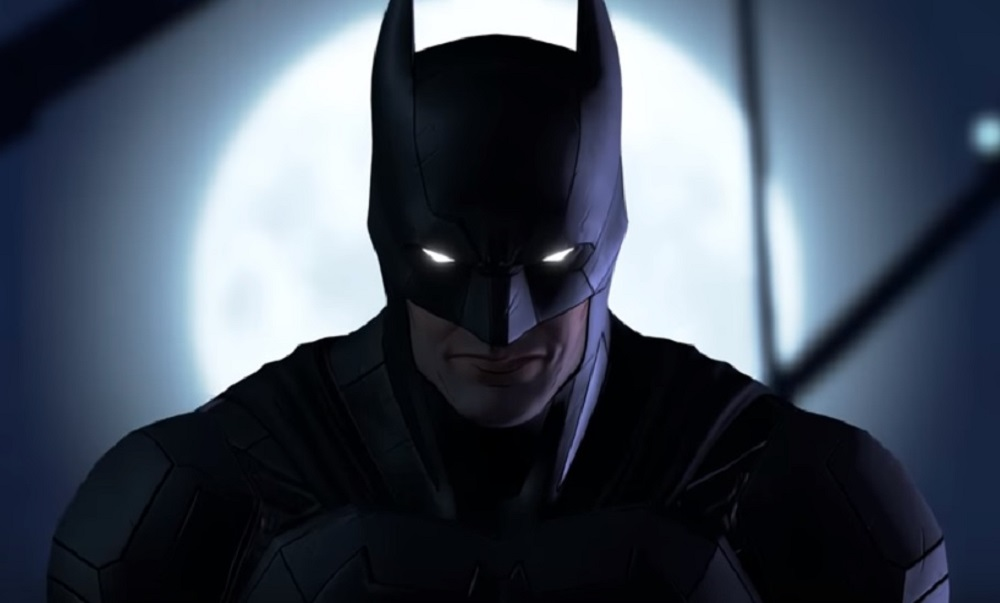 Batman - The Enemy Within: What Ails You review