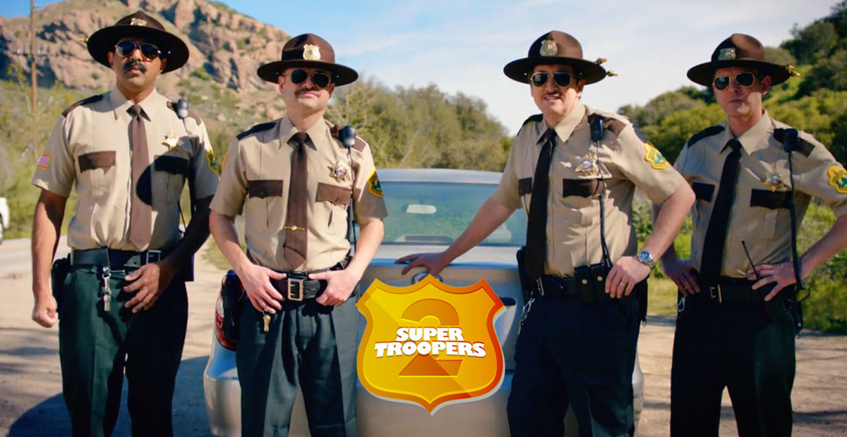 Super Troopers 2 gets a new red band trailer screenshot