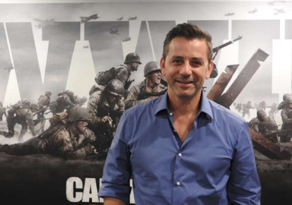 Activision Publishing CEO Eric Hirshberg stepping down from role in March  screenshot