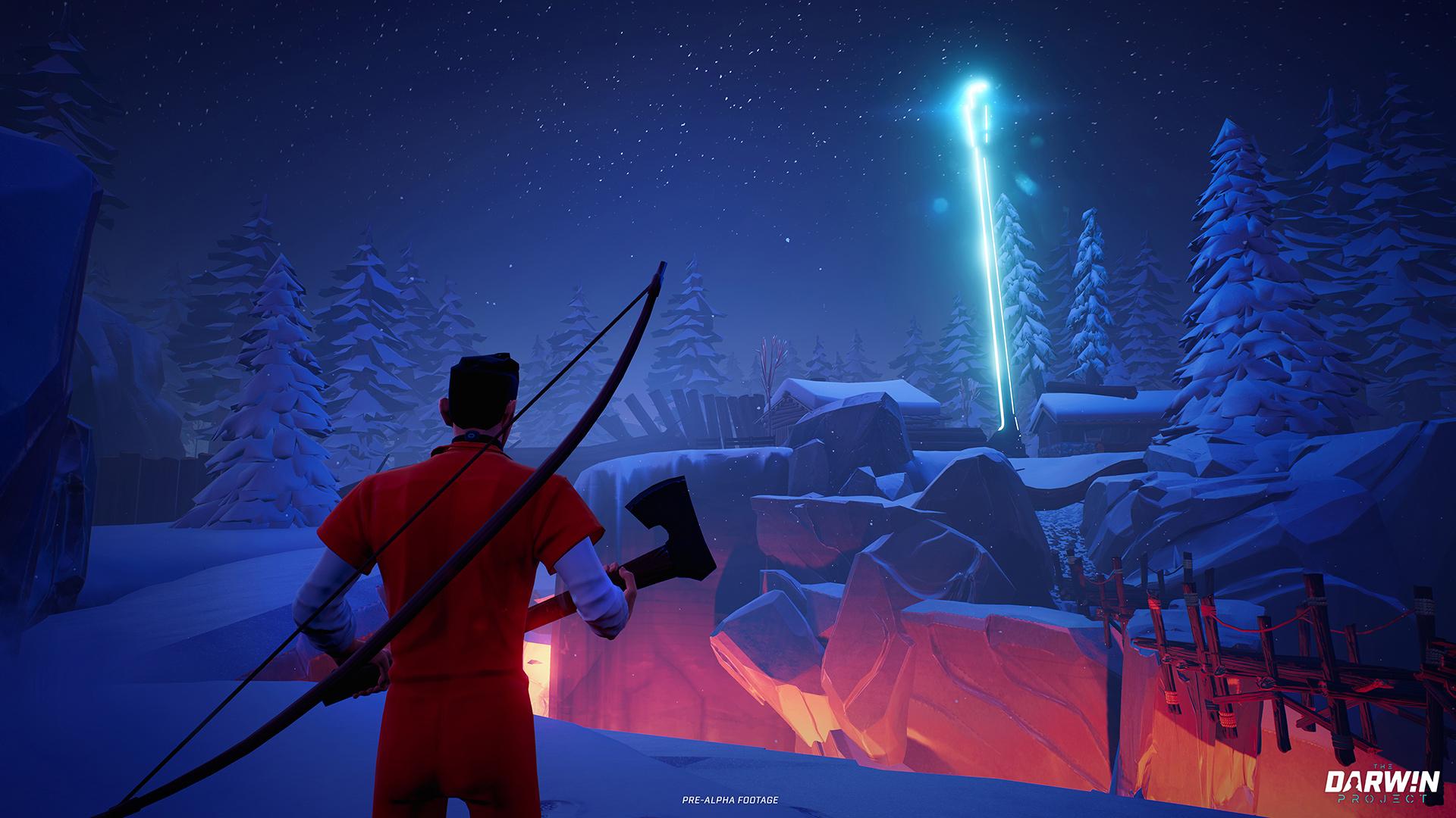 Darwin Project's open beta is worth a look for battle royale fans screenshot