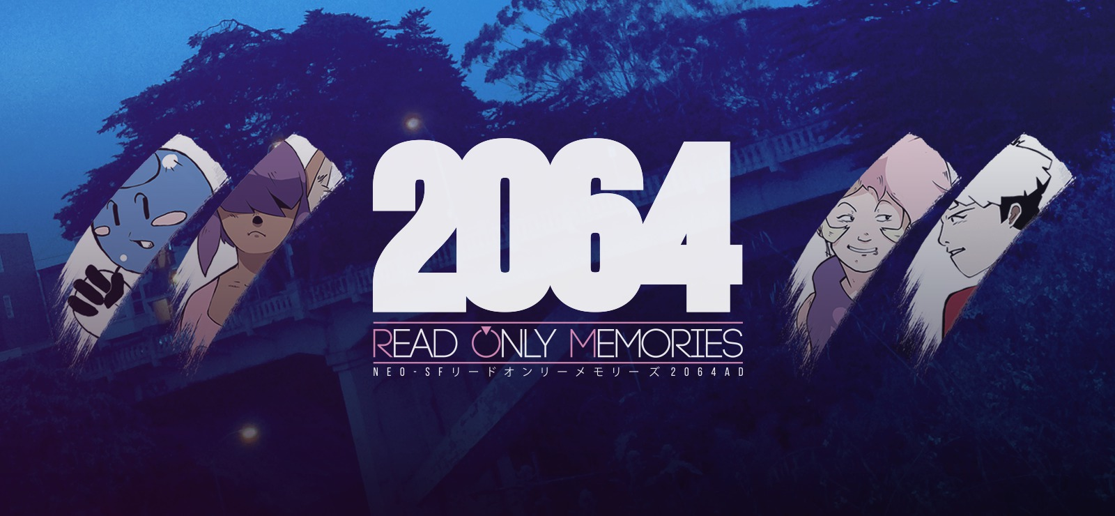 Making the cocktails in 2064: Read Only Memories screenshot