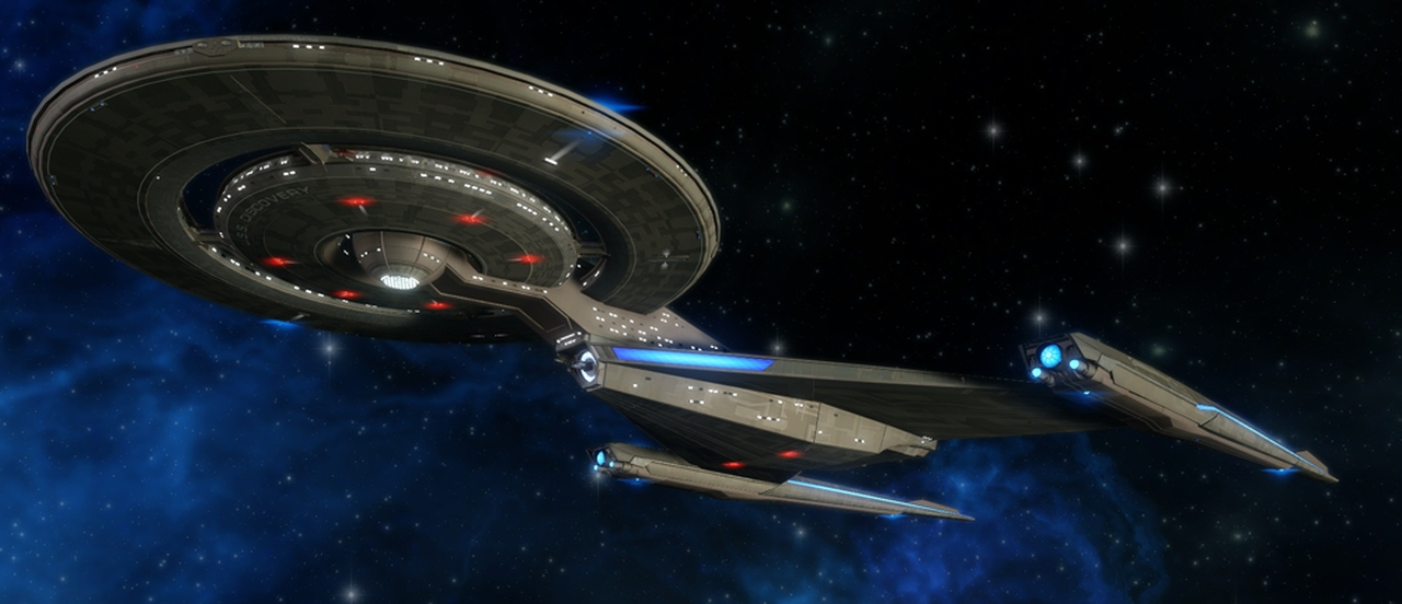 Star Trek Online Kicks Off Its 8th Year With A Ton Of Discovery Stuff