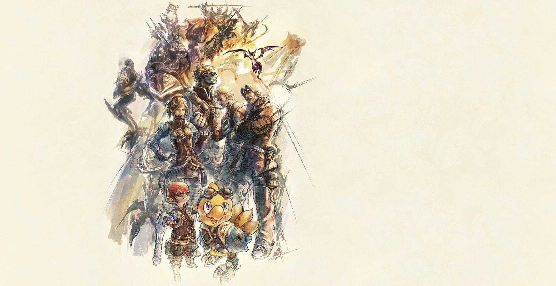 Review: Final Fantasy XIV: Stormblood (Patch 4.2) screenshot