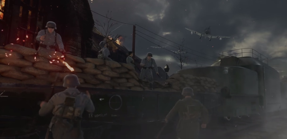 Call of Duty: WWII: The Resistance review