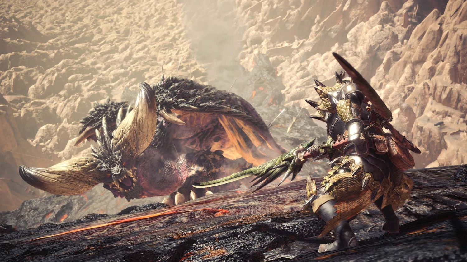 0ad2cded807 Here is everything that Monster Hunter  World s day one update will do