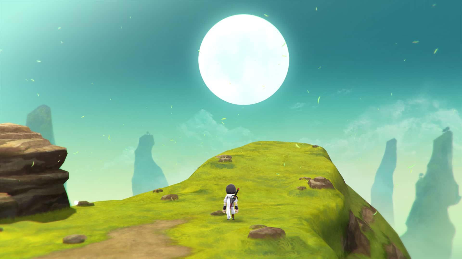 Review: Lost Sphear  screenshot