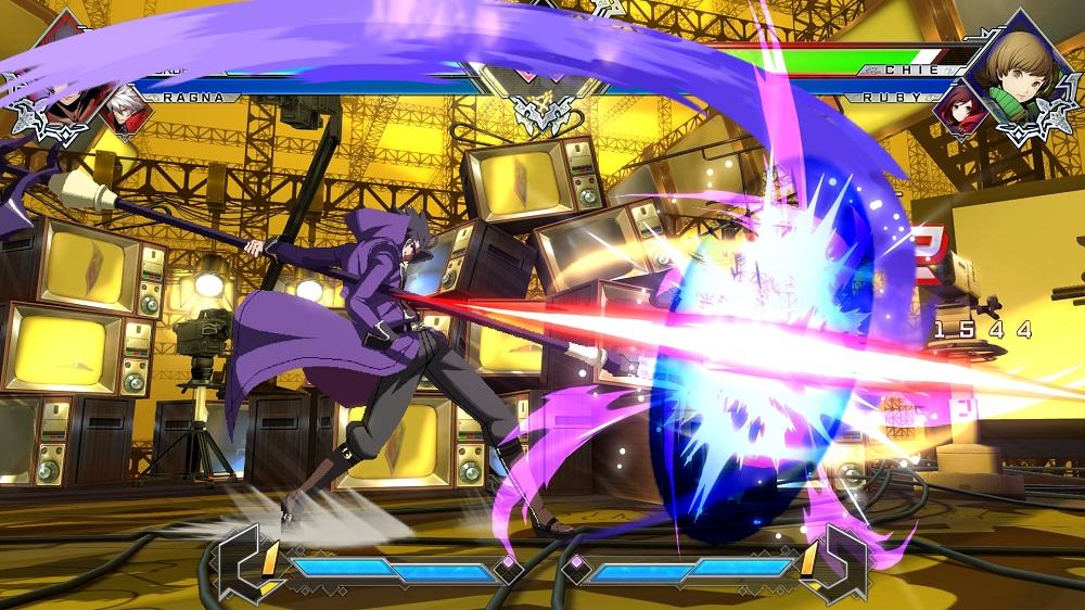 BlazBlue: Cross Tag Battle producer addresses DLC pricing screenshot